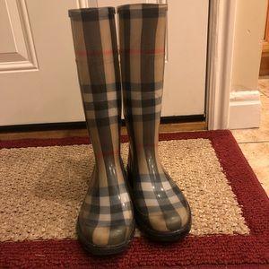 Burberry Shoes - Burberry Rain Boots